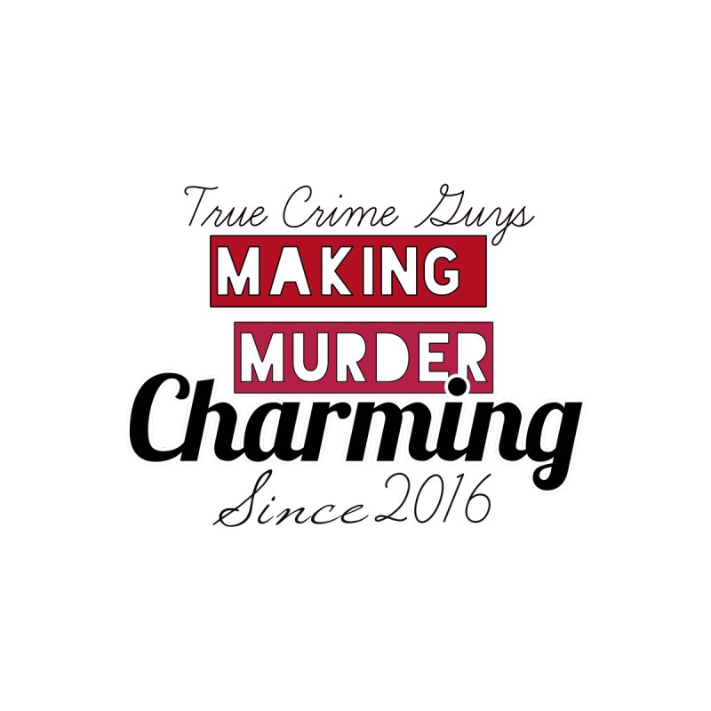 Making Murder Charming Accessories Face Mask by truecrimeguys's Artist Shop