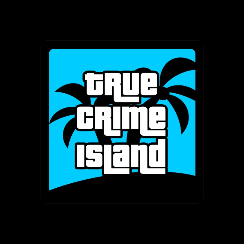 True Crime Island Logo Men's Pullover Hoody by True Crime Island's Artist Shop