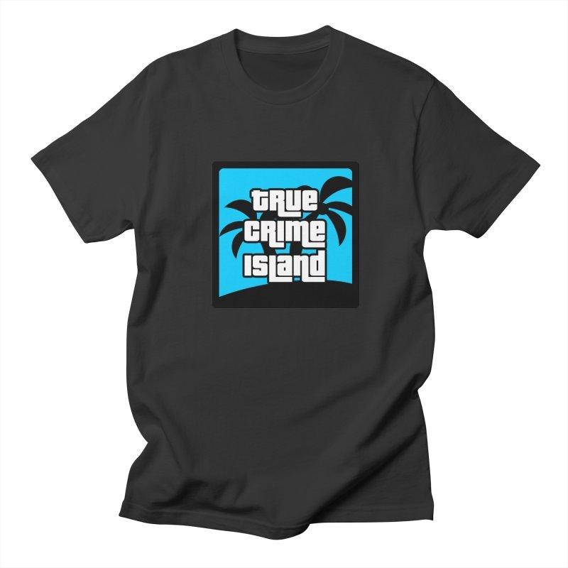 True Crime Island Logo Women's T-Shirt by True Crime Island's Artist Shop
