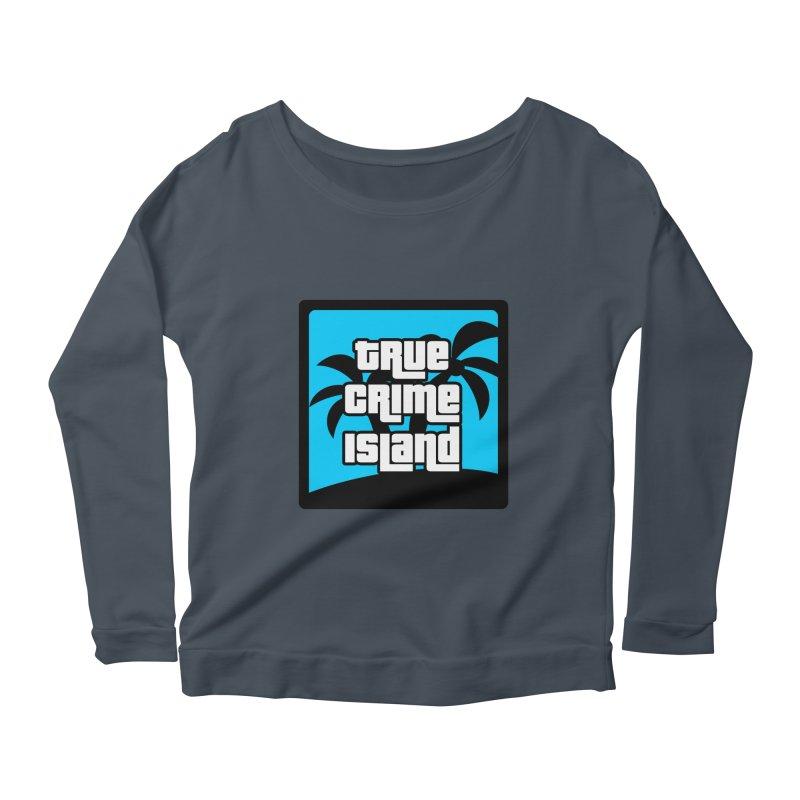 True Crime Island Logo Women's Longsleeve T-Shirt by True Crime Island's Artist Shop