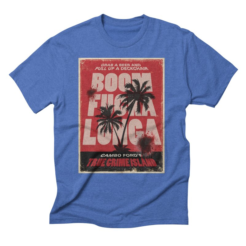 Boomf@ckalunga Swag Men's T-Shirt by True Crime Island's Artist Shop