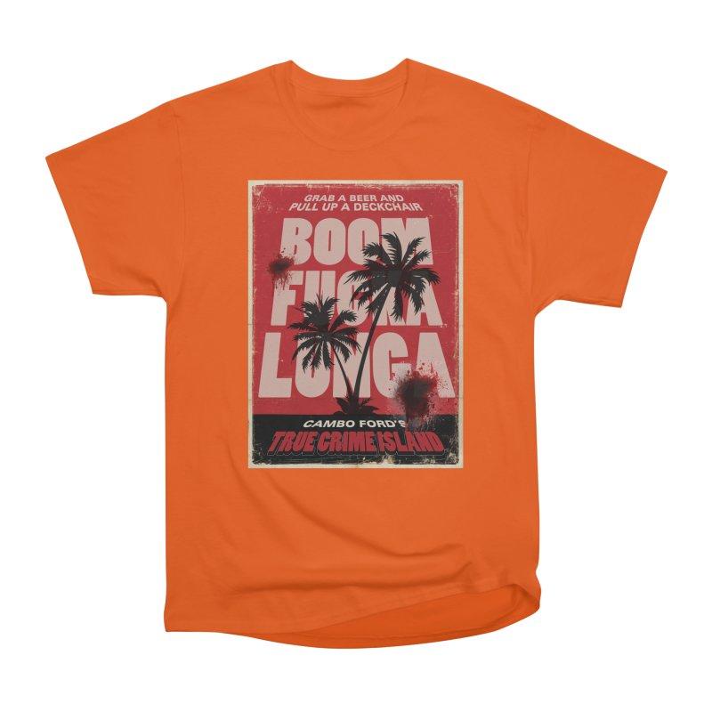 Boomf@ckalunga Swag Men's Heavyweight T-Shirt by True Crime Island's Artist Shop