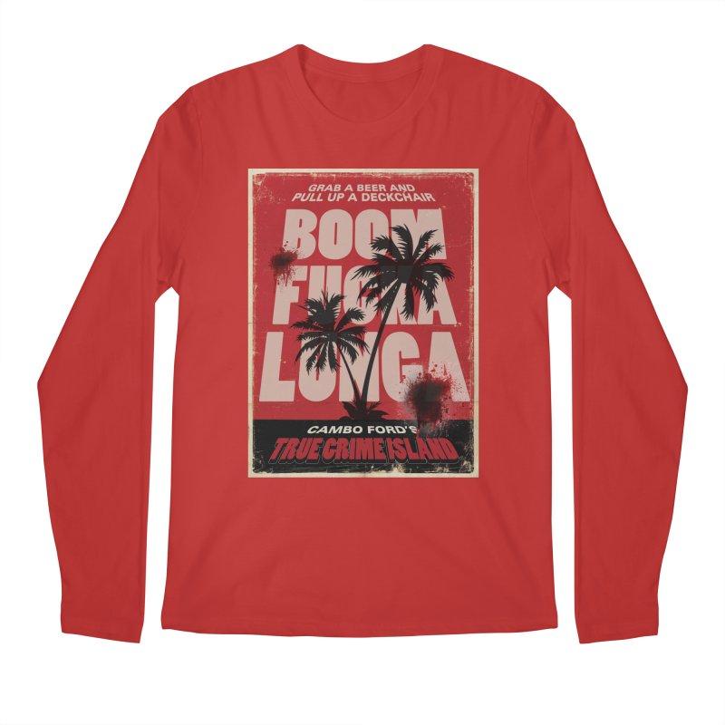 Boomf@ckalunga Swag Men's Longsleeve T-Shirt by True Crime Island's Artist Shop
