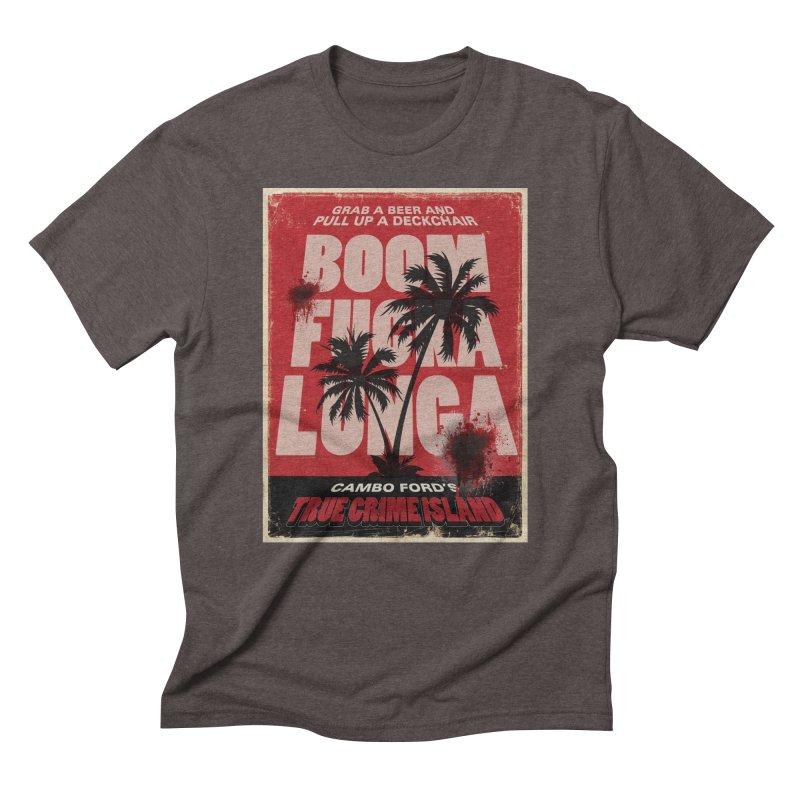 Boomf@ckalunga Swag Men's Triblend T-Shirt by True Crime Island's Artist Shop