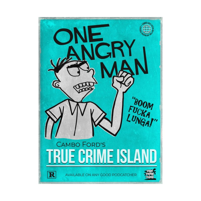 The Rage Range by True Crime Island's Artist Shop