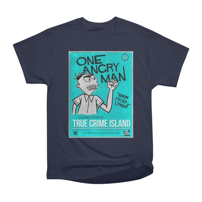 The Rage Range Women's T-Shirt by True Crime Island's Artist Shop