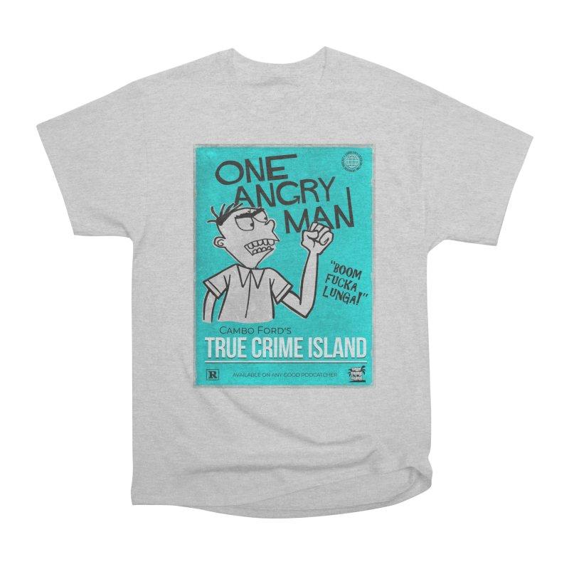 Men's None by True Crime Island's Artist Shop
