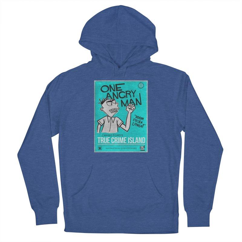 The Rage Range Women's Pullover Hoody by True Crime Island's Artist Shop