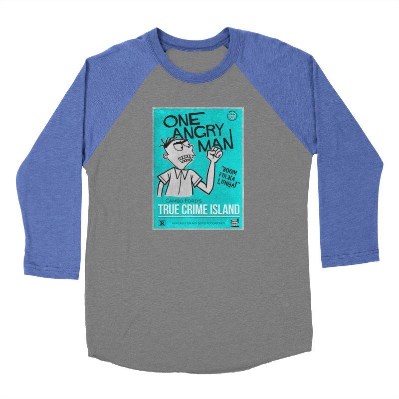 The Rage Range Women's Longsleeve T-Shirt by True Crime Island's Artist Shop