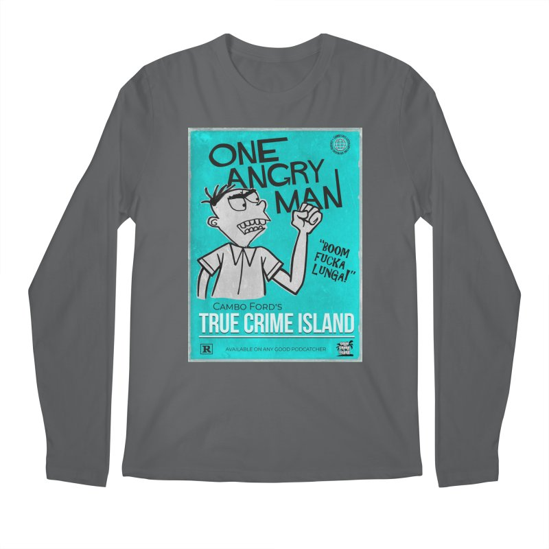 Men's None by True Crime Island's Artist Shop