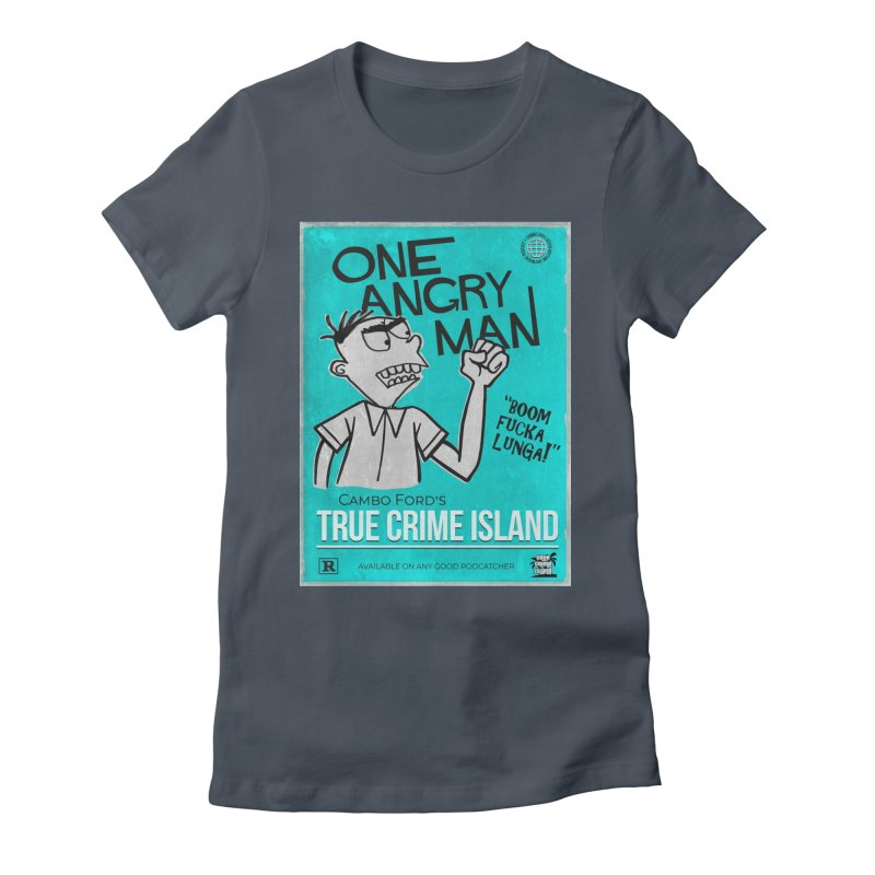 Women's None by True Crime Island's Artist Shop