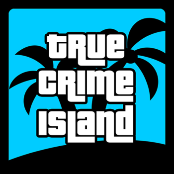 True Crime Island's Artist Shop Logo