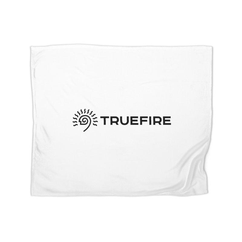 TrueFire - black Home Blanket by TrueFire Merch Shop