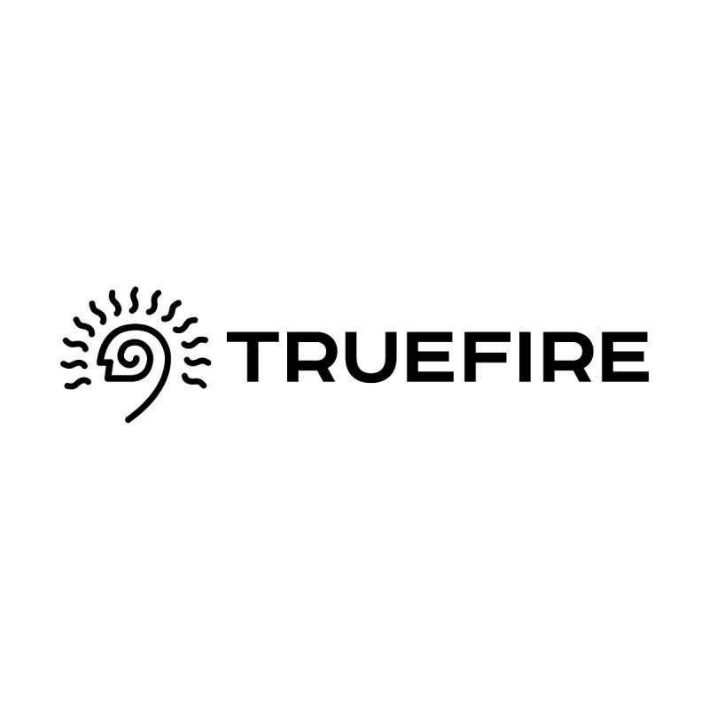 TrueFire - black Men's Sweatshirt by TrueFire Merch Shop