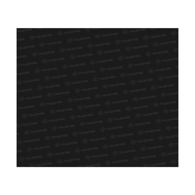 TrueFire Dark Logo Pattern Accessories Neck Gaiter by TrueFire Merch Shop