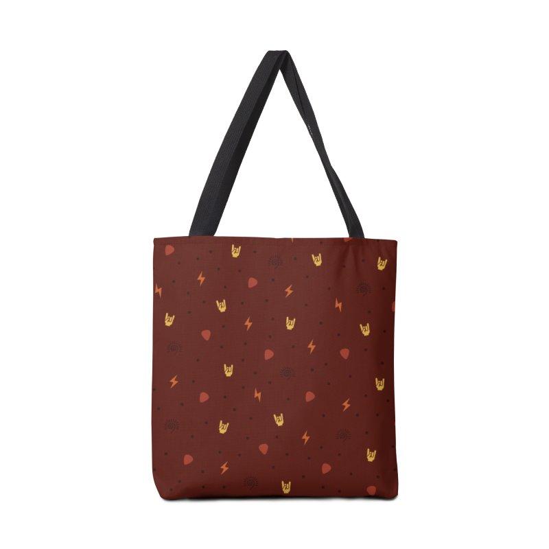 Rock On Accessories Bag by TrueFire Merch Shop