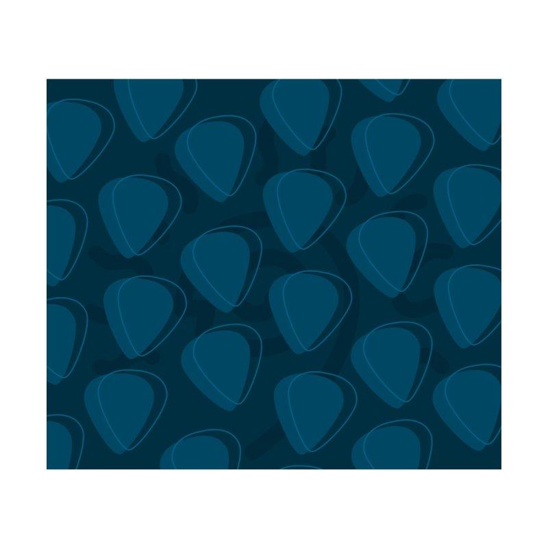 Guitar Pick Pattern Accessories Bag by TrueFire Merch Shop