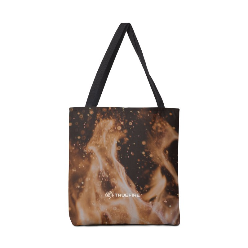 Burnin' Up Accessories Bag by TrueFire Merch Shop