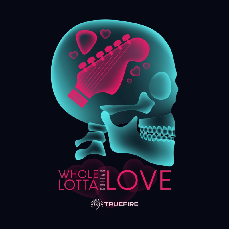 Whole Lotta Love | V1 Men's T-Shirt by TrueFire Merch Shop