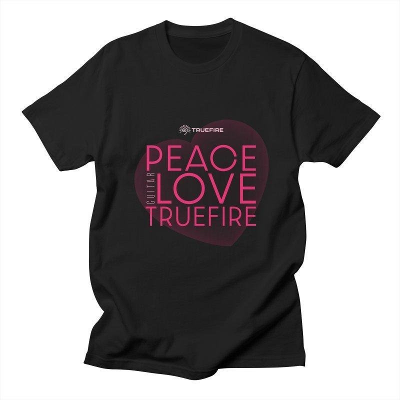 Whole Lotta Love | V3 Men's T-Shirt by TrueFire Merch Shop