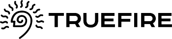 TrueFire Merch Shop Logo