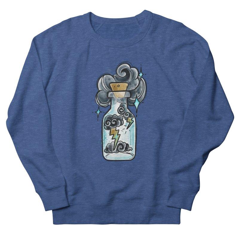 Lightning in a Bottle By Constantina Men's Sweatshirt by True Love Tattoo Studios Shop