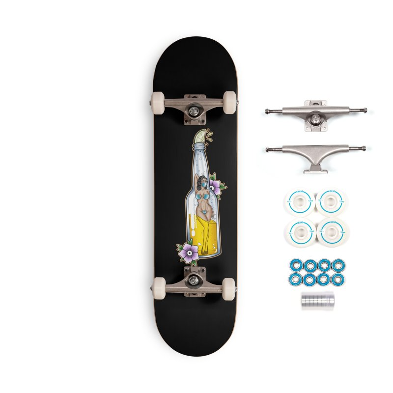 Coronita-Lite By Nirvana Accessories Skateboard by True Love Tattoo Studios Shop