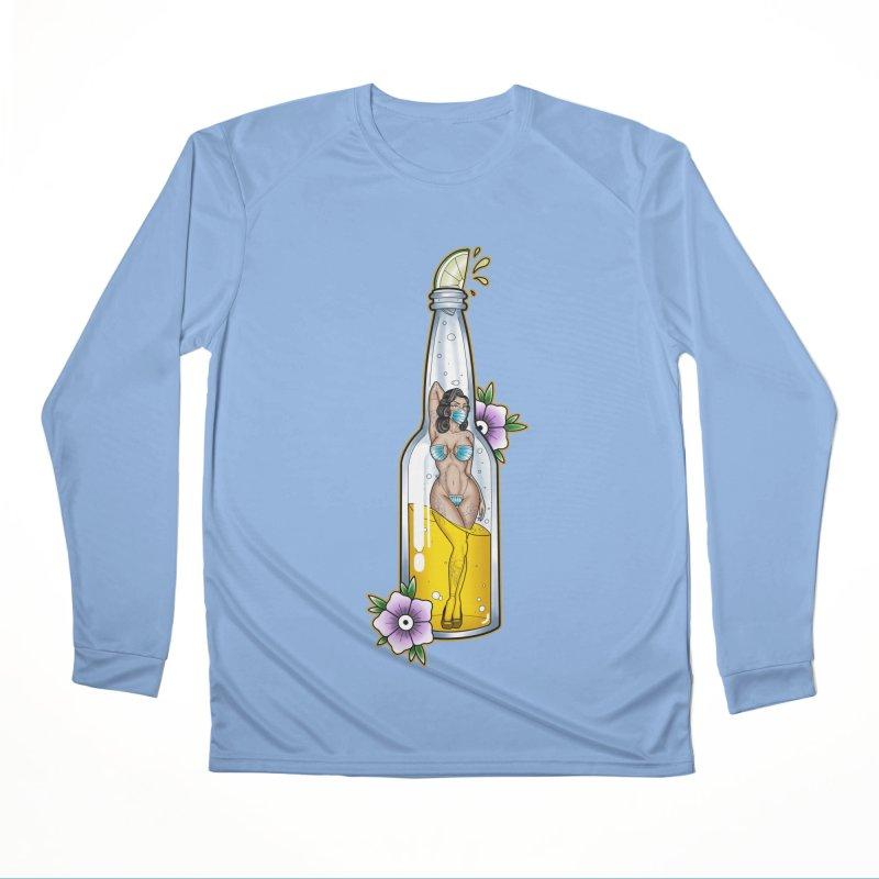 Coronita Full Body By Nirvana Men's Longsleeve T-Shirt by True Love Tattoo Studios Shop
