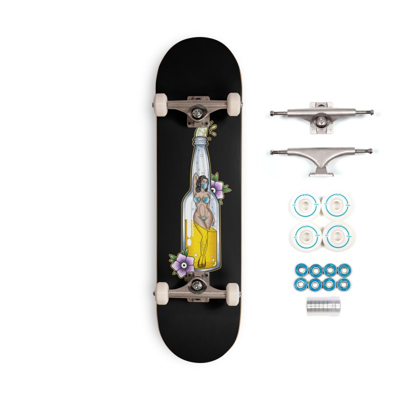 Coronita Full Body By Nirvana Accessories Skateboard by True Love Tattoo Studios Shop