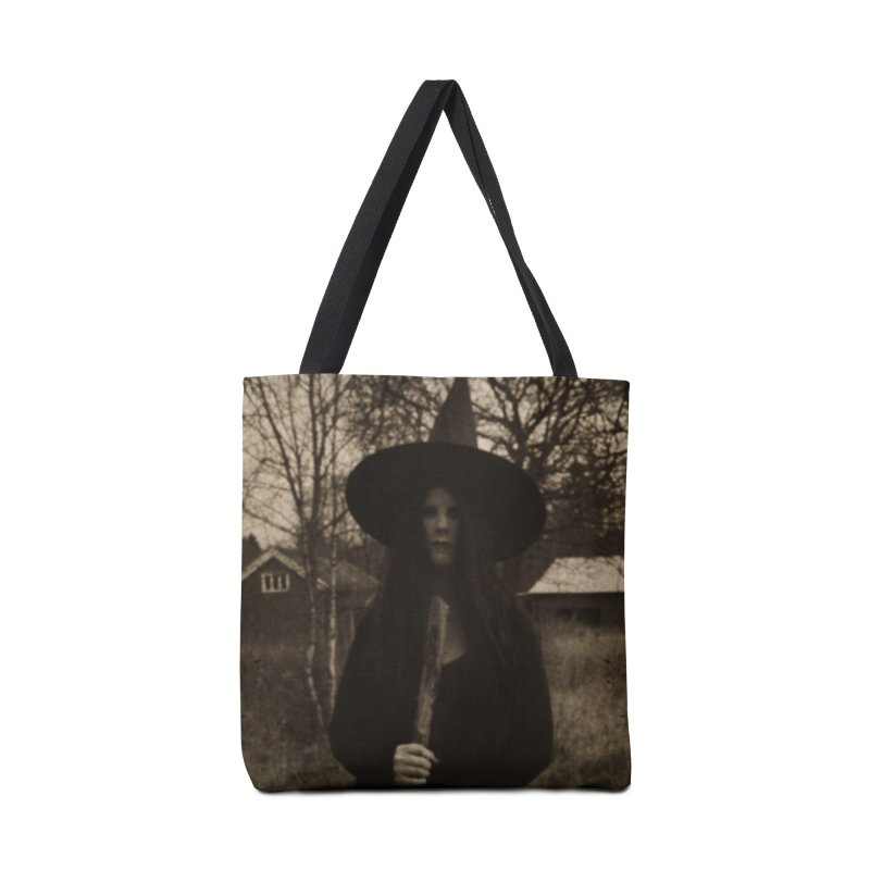 The Witch Pt 2 Accessories Tote Bag Bag by True To My Wyrd's Artist Shop
