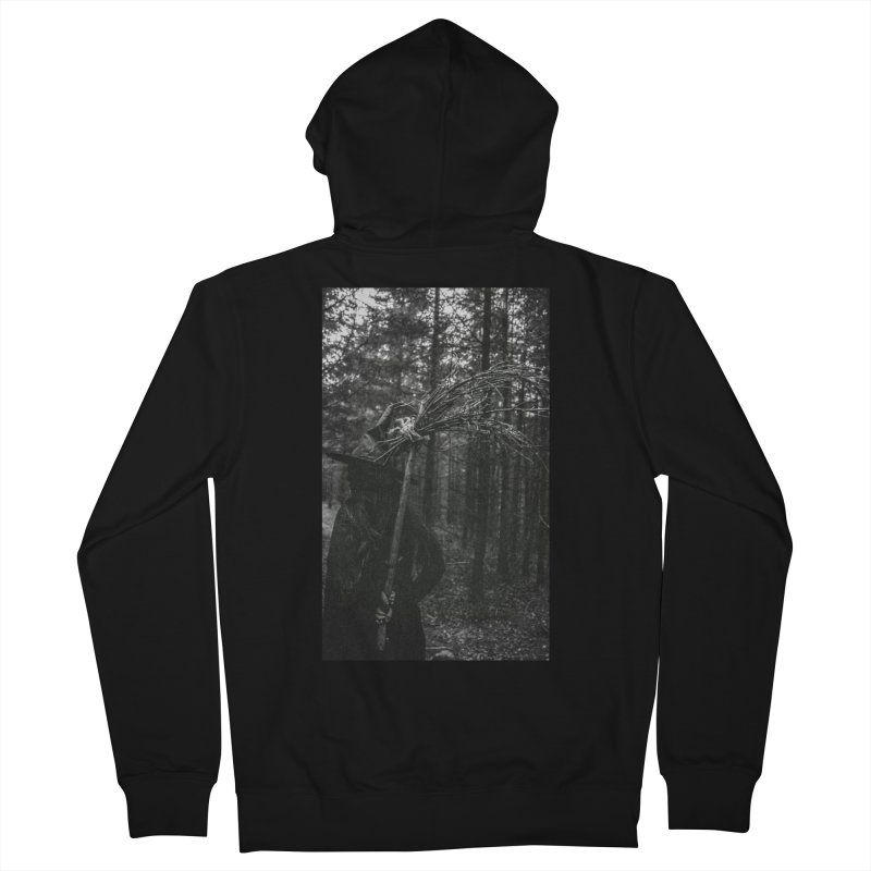 The Witch Part 3 Men's French Terry Zip-Up Hoody by True To My Wyrd's Artist Shop
