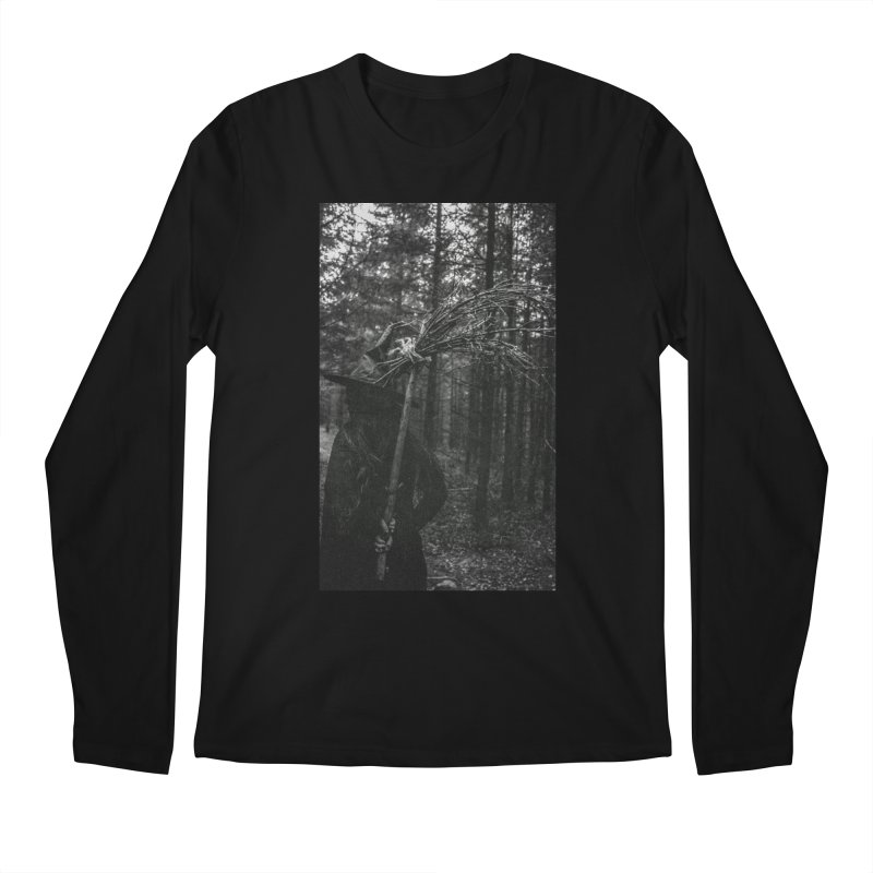The Witch Part 3 Men's Regular Longsleeve T-Shirt by True To My Wyrd's Artist Shop