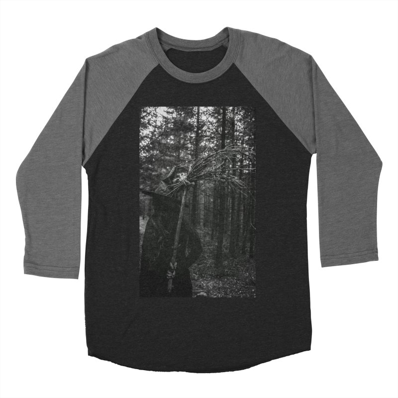 The Witch Part 3 Men's Baseball Triblend Longsleeve T-Shirt by True To My Wyrd's Artist Shop