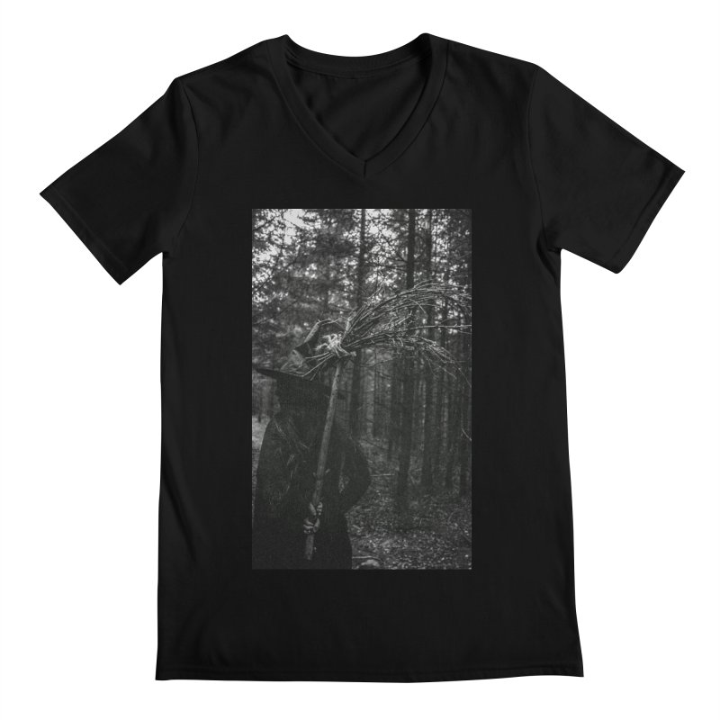 The Witch Part 3 Men's Regular V-Neck by True To My Wyrd's Artist Shop