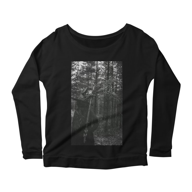 The Witch Part 3 Women's Scoop Neck Longsleeve T-Shirt by True To My Wyrd's Artist Shop