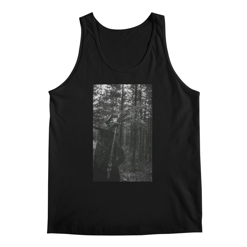 The Witch Part 3 Men's Regular Tank by True To My Wyrd's Artist Shop