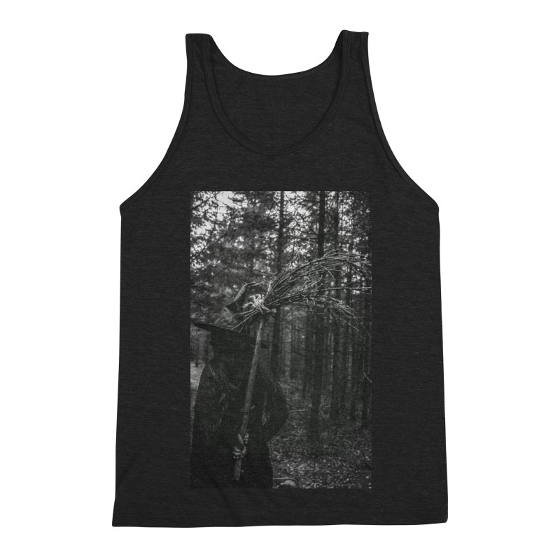 The Witch Part 3 Men's Triblend Tank by True To My Wyrd's Artist Shop