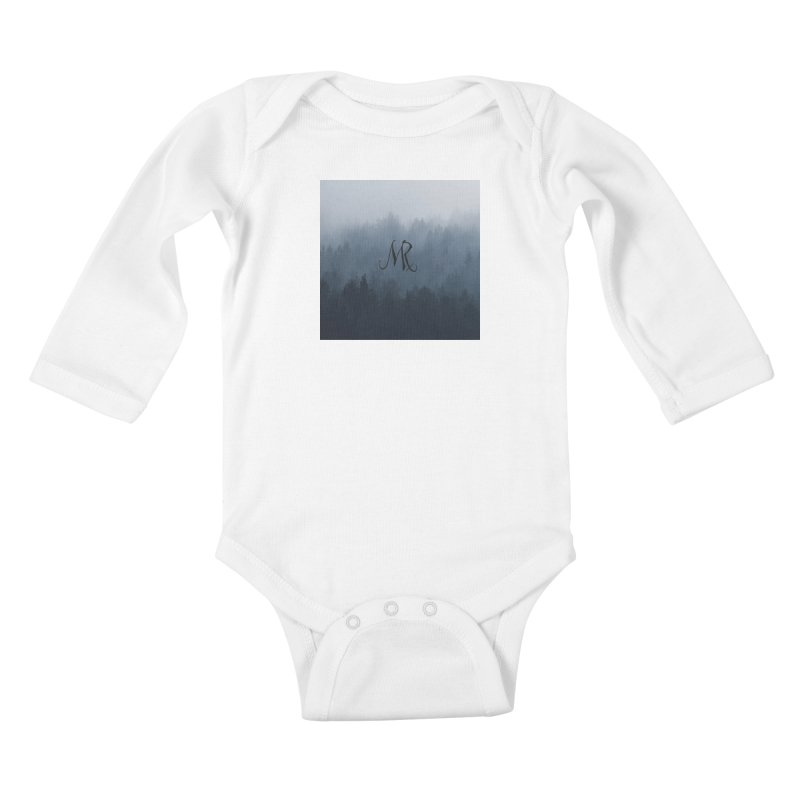 VIRGO Kids Baby Longsleeve Bodysuit by True To My Wyrd's Artist Shop
