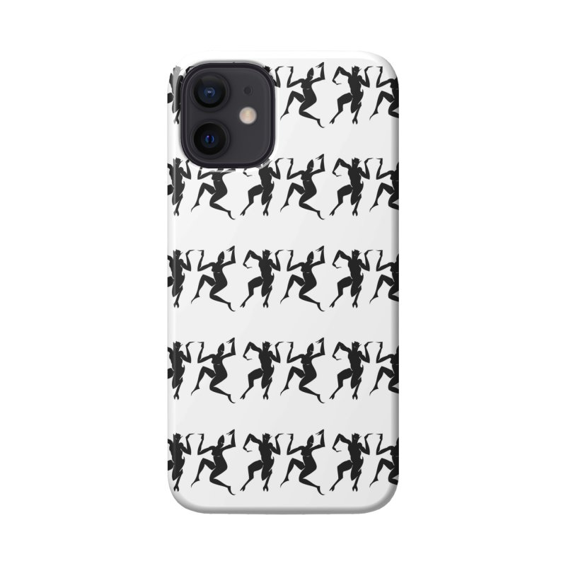 Devils Dancing Accessories Phone Case by True To My Wyrd's Artist Shop