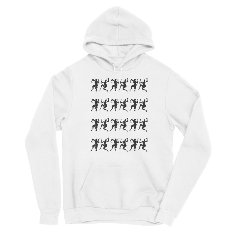 Devils Dancing Men's Sponge Fleece Pullover Hoody by True To My Wyrd's Artist Shop
