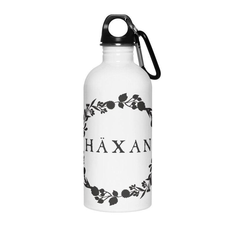 Häxan Accessories Water Bottle by True To My Wyrd's Artist Shop