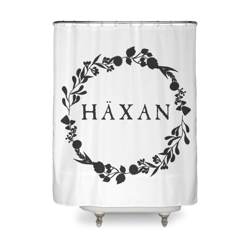 Häxan Home Shower Curtain by True To My Wyrd's Artist Shop