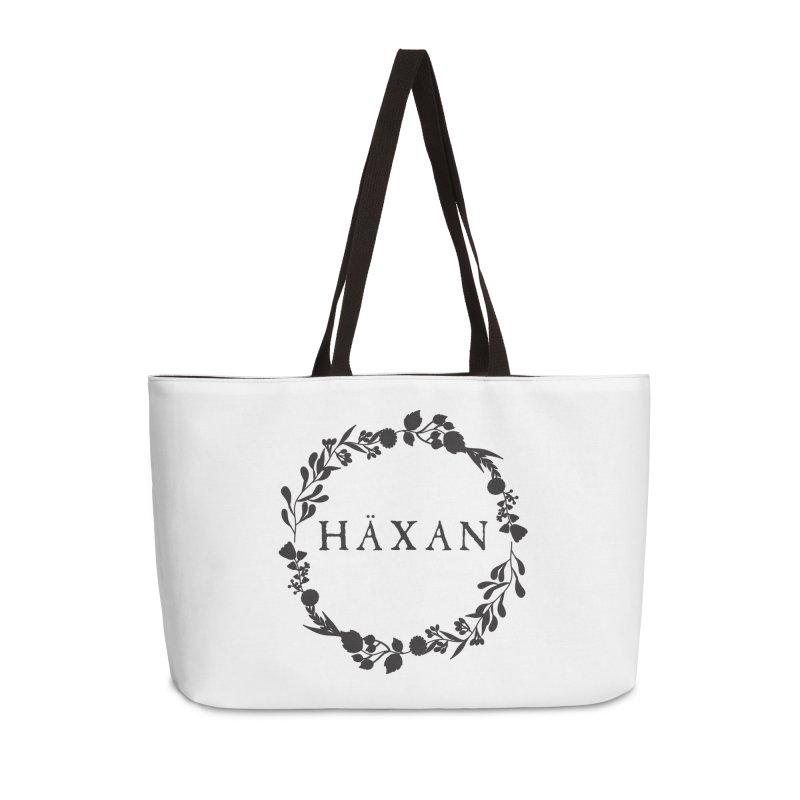 Häxan Accessories Weekender Bag Bag by True To My Wyrd's Artist Shop