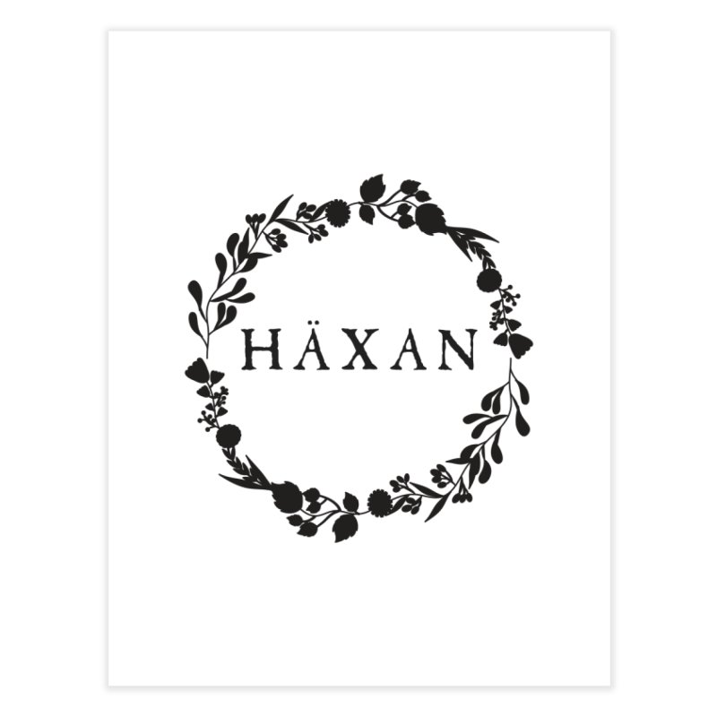Häxan Home Fine Art Print by True To My Wyrd's Artist Shop