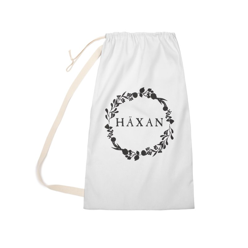 Häxan Accessories Laundry Bag Bag by True To My Wyrd's Artist Shop