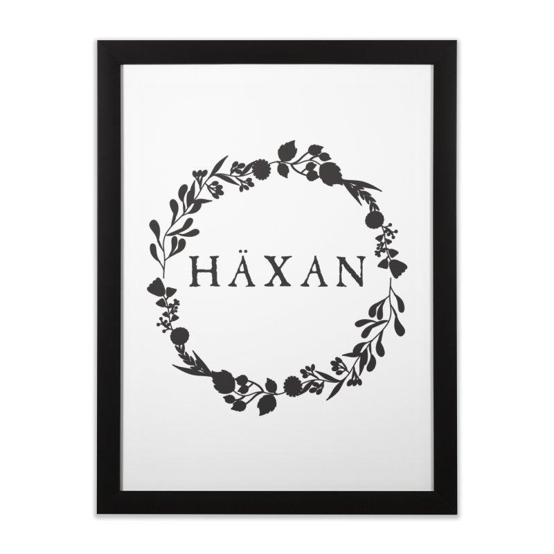 Häxan Home Framed Fine Art Print by True To My Wyrd's Artist Shop