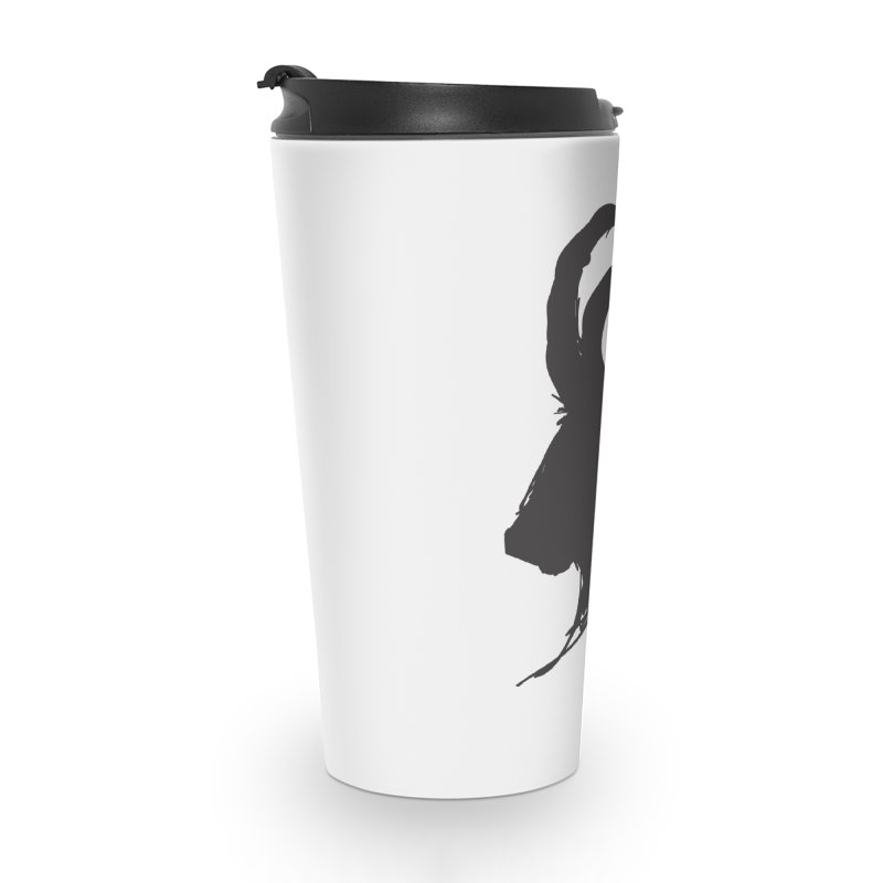 Black Phillip VI Accessories Travel Mug by True To My Wyrd's Artist Shop