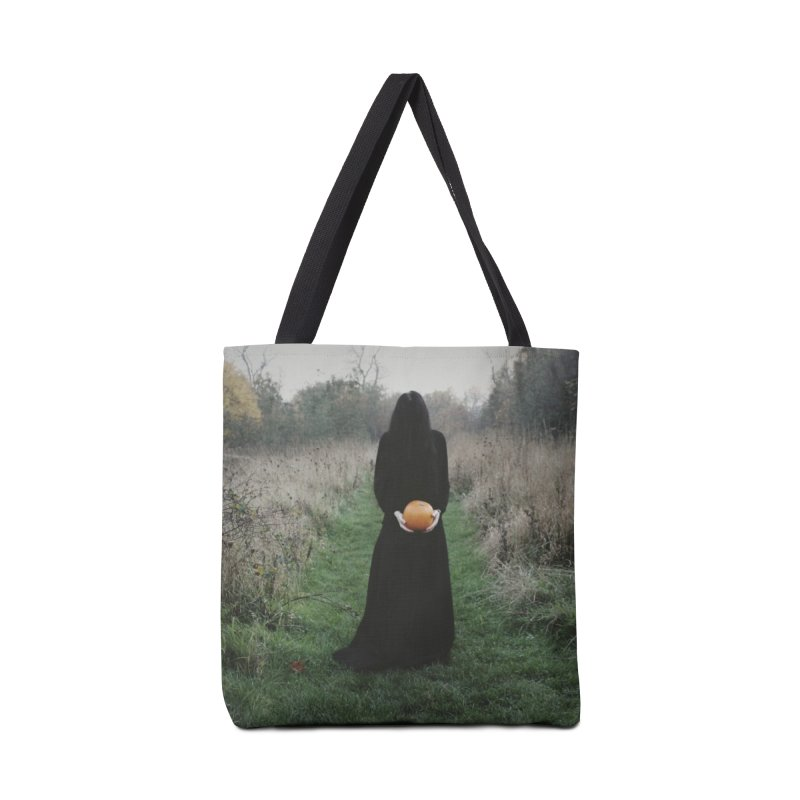 Queen Of Halloween Accessories Tote Bag Bag by True To My Wyrd's Artist Shop