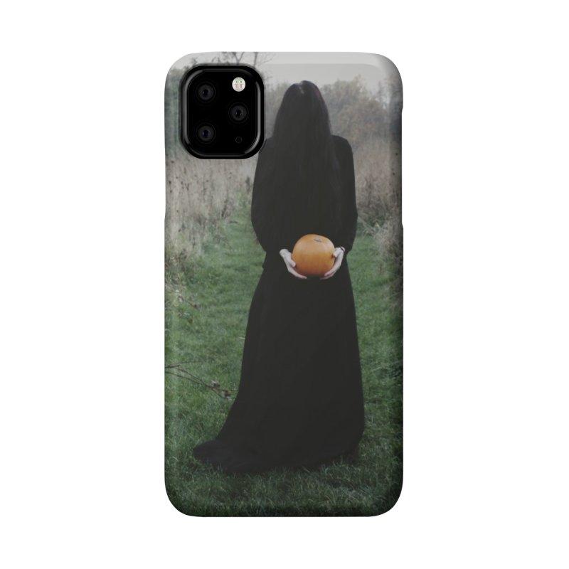 Queen Of Halloween Accessories Phone Case by True To My Wyrd's Artist Shop