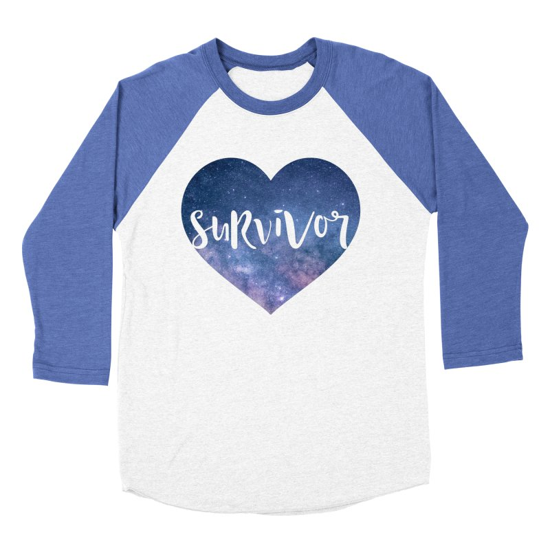 Survivor Women's Longsleeve T-Shirt by True Words's Artist Shop
